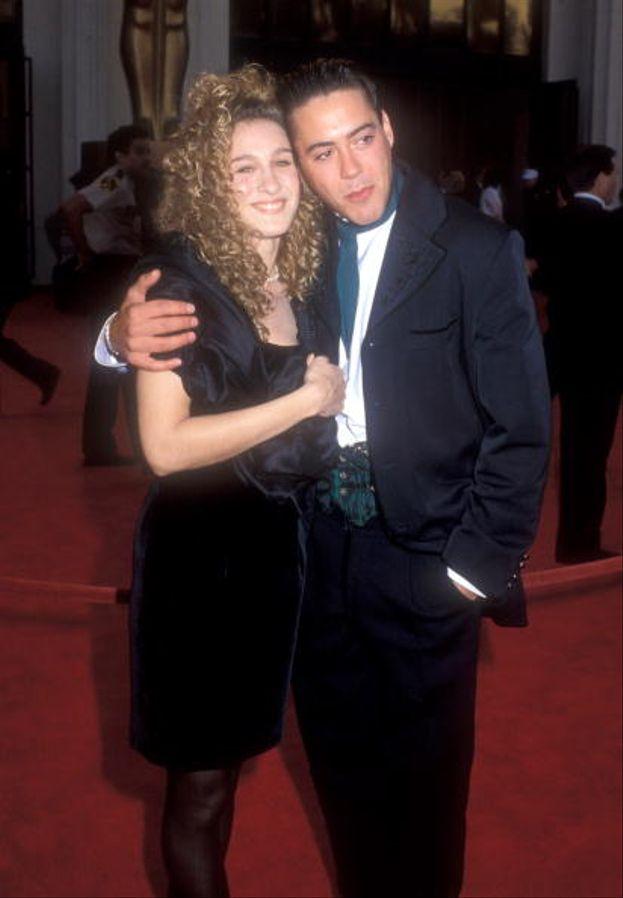 Sarah Jessica Parker e Robert Downey Jr., Academy Awards 1989