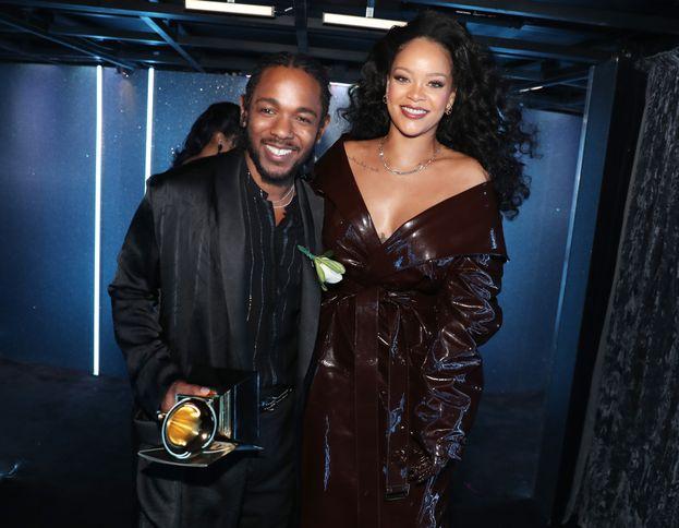 Kendrick Lamar e Rihanna