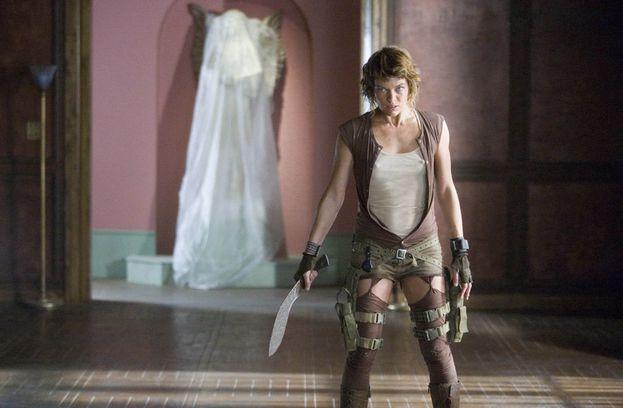 """""""Resident Evil: Extinction"""" (2007) - Alice"""