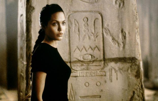 Lara Angelina nel primo film