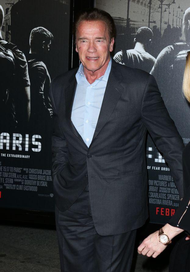 Arnold Schwarzenegger - 30 luglio 1947