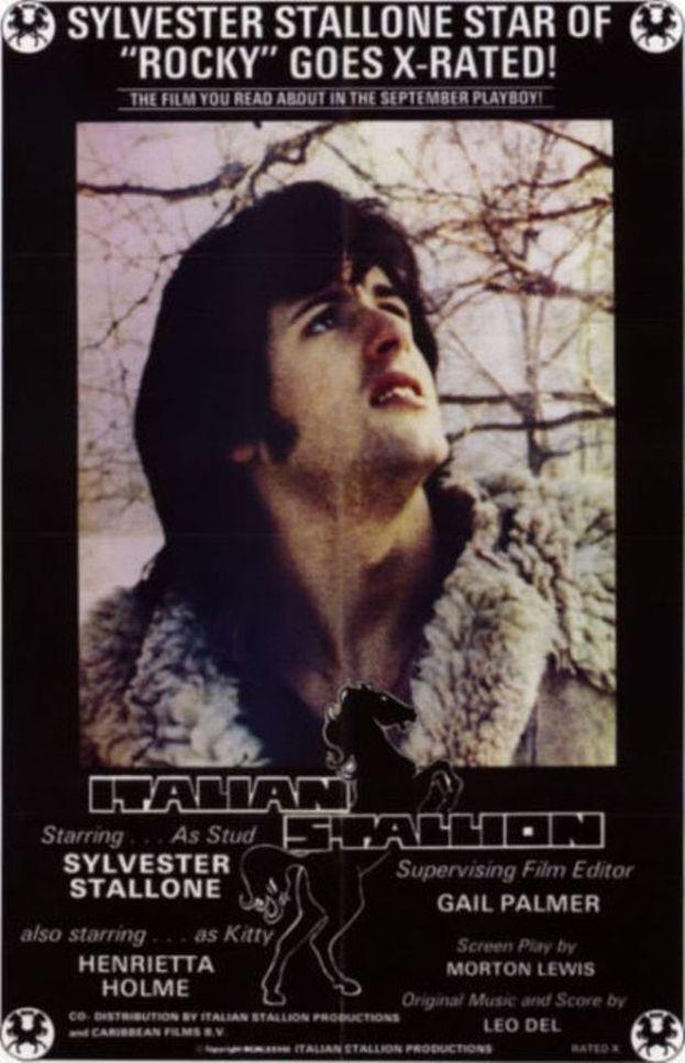 "Sylvester Stallone - ""Italian Stallion - Porno proibito"" (1970)"