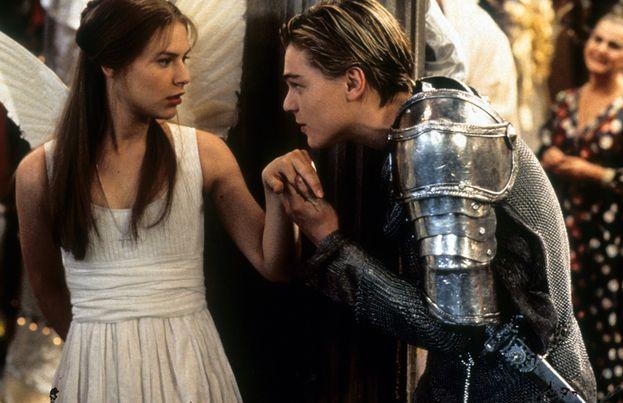 Leonardo DiCaprio e Claire Danes