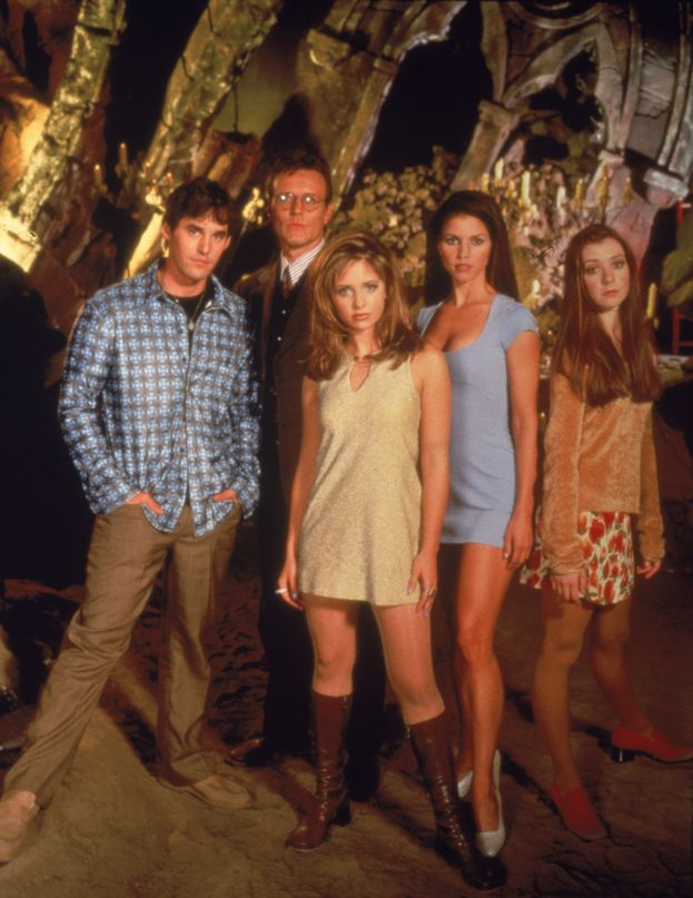 Buffy (Sarah Michelle Gellar in Buffy l'ammazzavampiri)