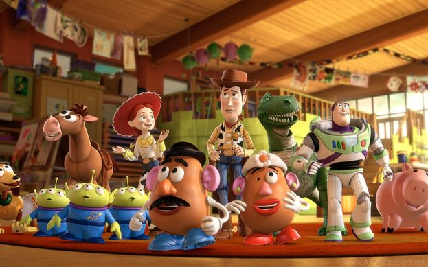 """5. """"Toy Story 3"""" - 1,067 miliardi di dollari"""