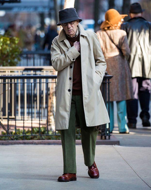Woody Allen: 1,65 m