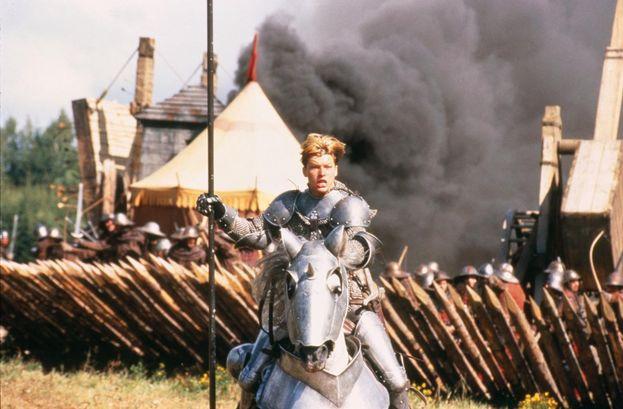 """""""Giovanna d'Arco"""" (1999) - Joan of Arc"""