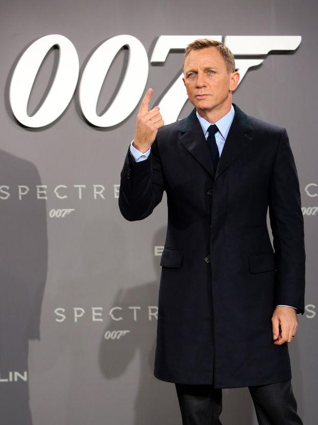 "Daniel Craig - ""Spectre"" (2015)"