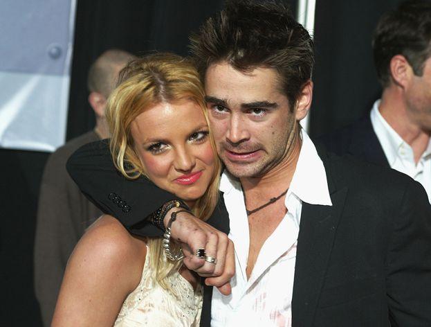 Britney Spears e Colin Farrell, 2003
