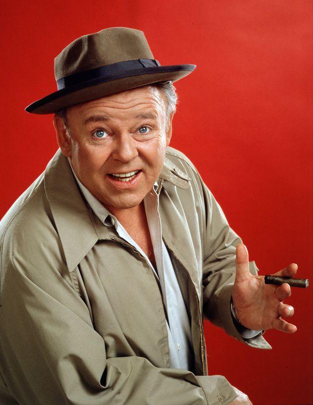 "Archie Bunker (Carroll O'Connor) - ""Arcibaldo"""