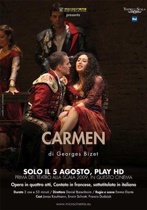 Teatro alla Scala di Milano: Carmen