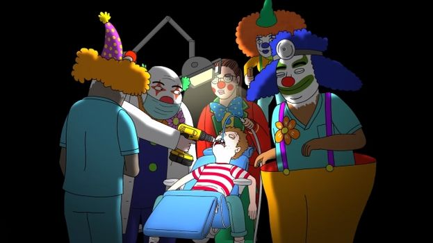Clown dentisti (BoJack Horseman)