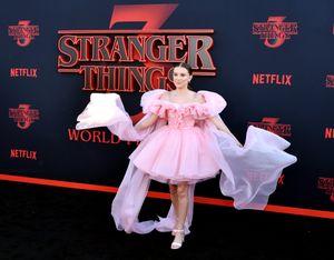 Stranger Things 3, il red carpet della premiere
