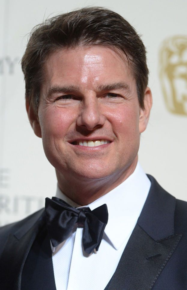 Tom Cruise - Dislessia