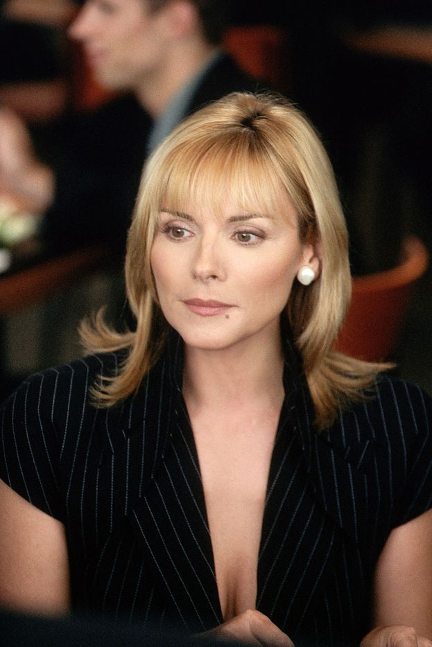 "KIM CATTRALL (SAMANTHA DI ""SEX AND THE CITY"") - Ieri"