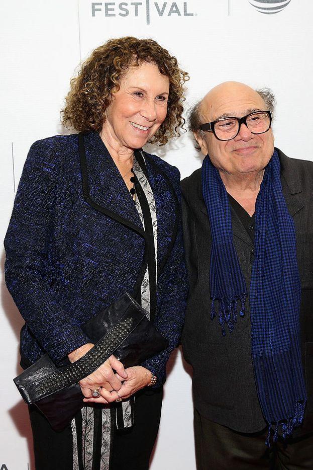 Danny Devito e Rhea Perlman, sposati dal 1982