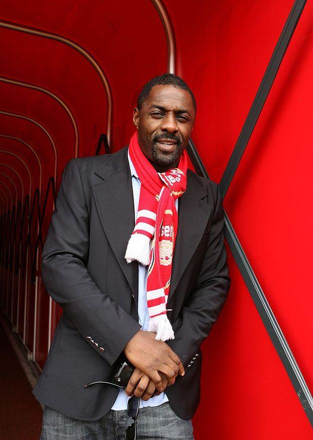 Idris Elba - Arsenal (calcio)