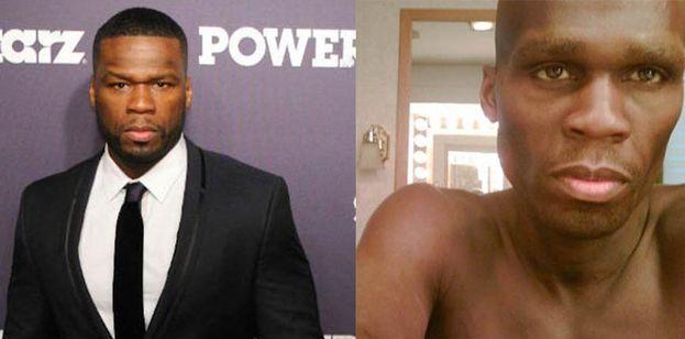 """Il rapper 50 Cents è dimagrito circa 30 kg per interpretare il ruolo di un giocatore di football malato di cancro, nel film del 2012 """"All Things Fall Apart""""."""