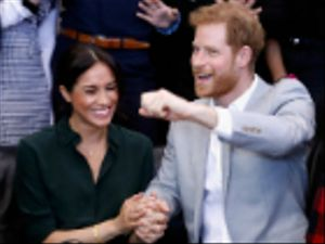 Meghan Markle è incinta: lei e Harry genitori in primavera