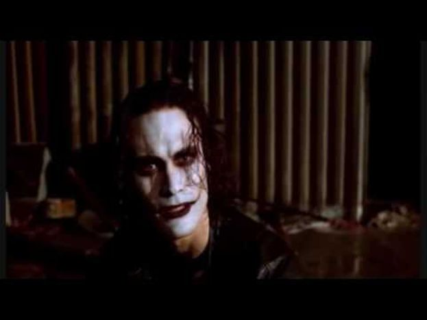 "Brandon Lee - ""Il corvo"" (1994)"