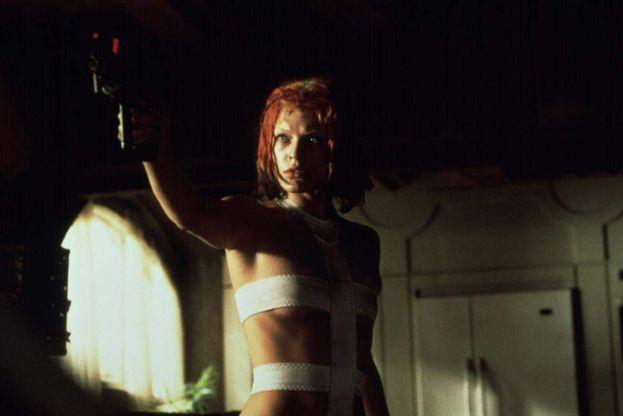 """Il quinto elemento"" (1997) - Leeloo"