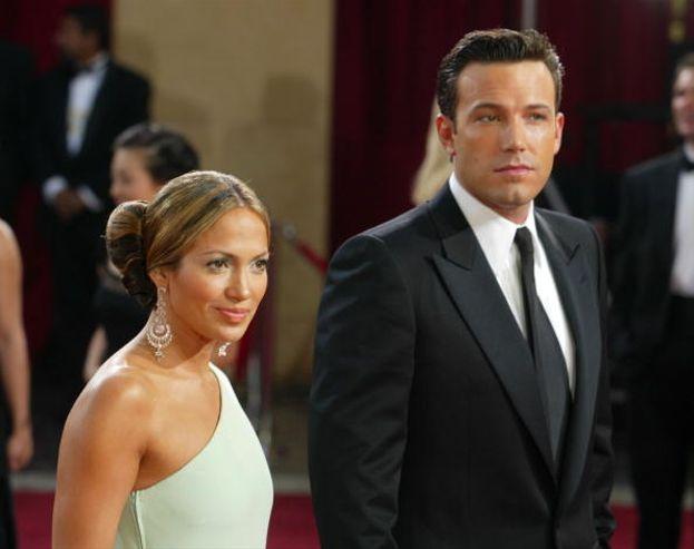 Jennifer Lopez e Ben Affleck, Academy Awards 2003