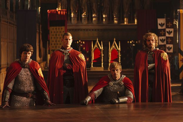 """Quinta Stagione, Episodio 3 - """"L'ultimo canto di Uther"""""""