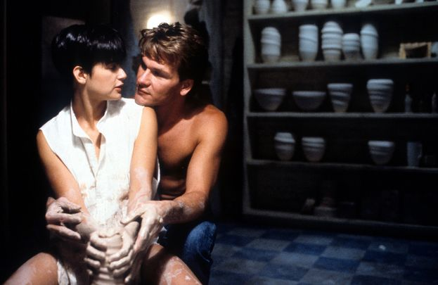 "Demi Moore e Patrick Swayze - ""Ghost"" (1990)"