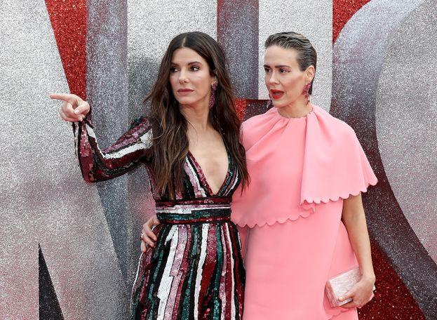 Sandra Bullock e Sarah Paulson