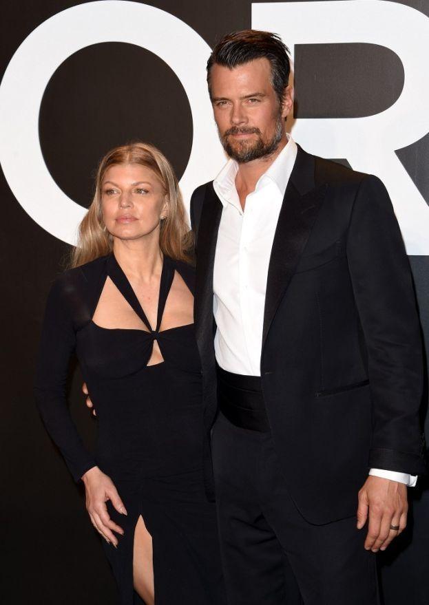 Josh Duhamel: 1,92 m (la moglie Fergie è 1,63 m)