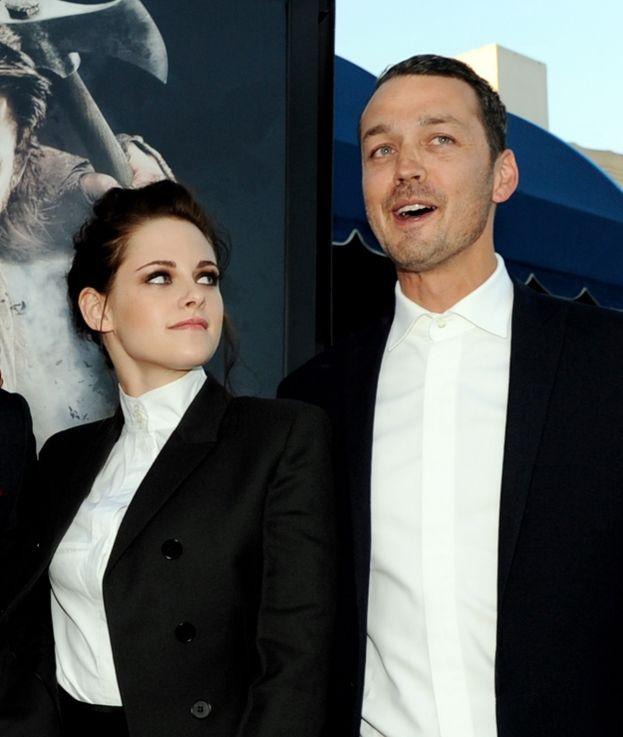 Rupert Sanders e Kristen Stewart