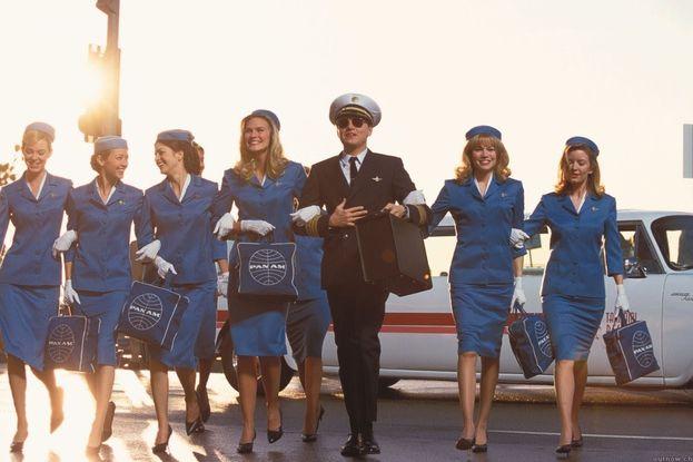 Frank Abagnale Jr. (Leonardo DiCaprio)