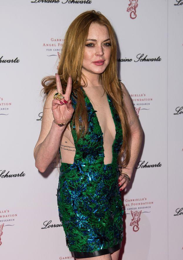 """Lindsay Lohan - """"Machete"""" (2010)"""