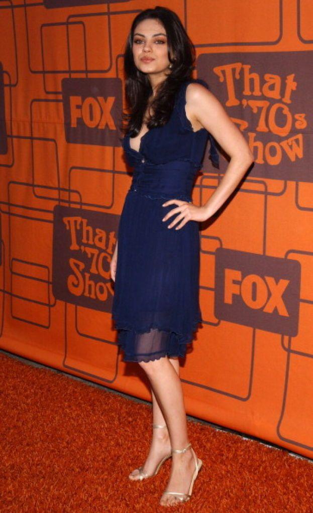Mila Kunis: 1,63 m