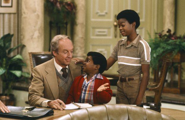 """Philip Drummond (Conrad Bain) - """"Il mio amico Arnold"""""""