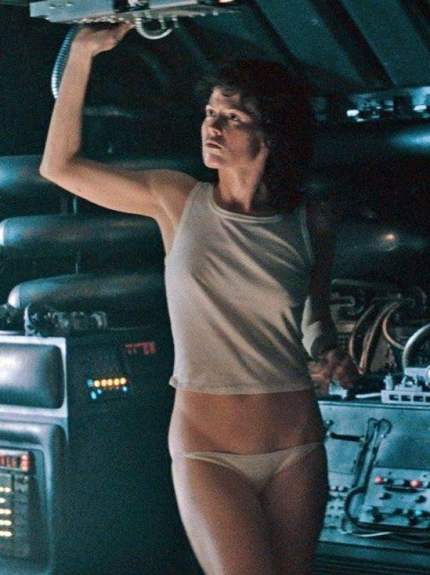 Sigourney Weaver: 1,82 m