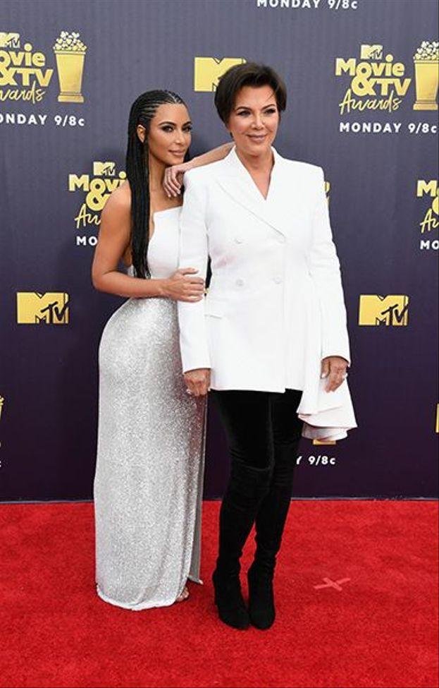 Kim Kardashian e Kris Jenner