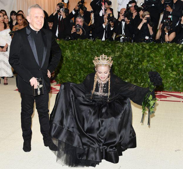 Jean-Paul Gaultier e Madonna