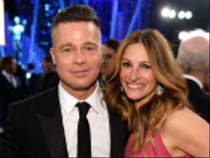 Brad Pitt e Julia Roberts, gossip clamoroso: tra loro c'è del tenero?