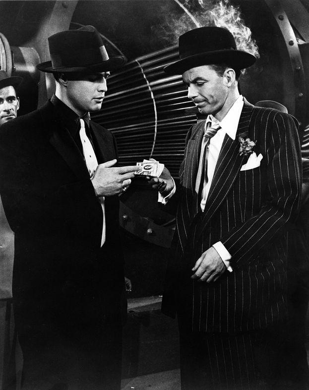 Marlon Brando vs. Frank Sinatra