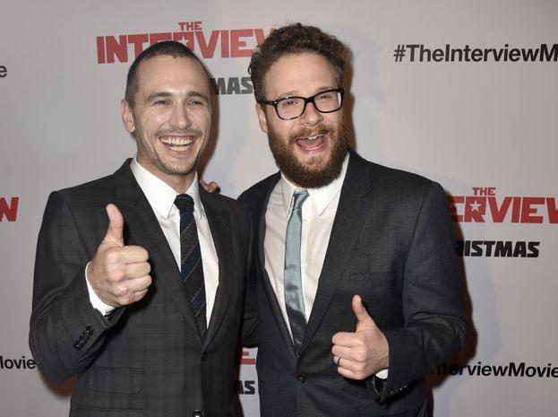 James Franco e Seth Rogen
