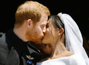 Royal Wedding: il matrimonio di Harry e Meghan Markle in 10 scatti