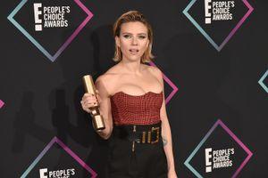 People's Choice Awards 2018: Scarlett Johansson e le altre star sul red carpet