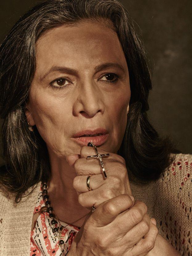 Griselda Salazar (Patricia Reyes Spíndola)