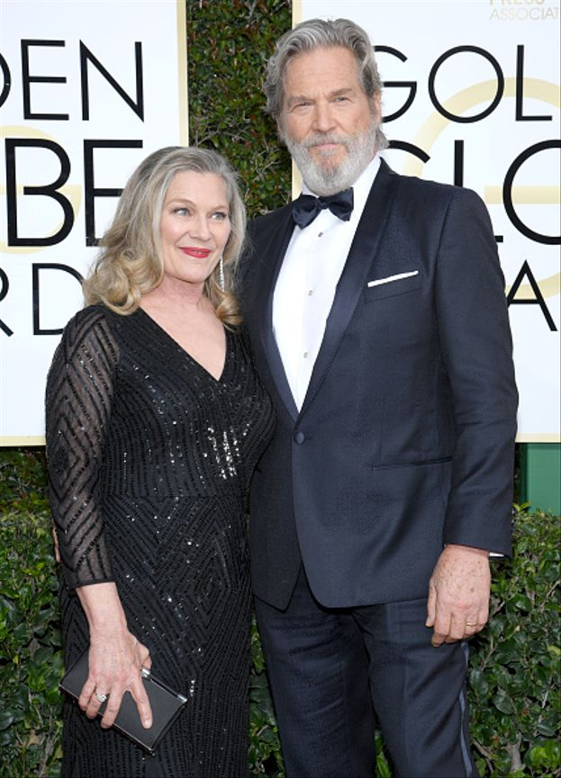 Jeff Bridges e Susan Geston