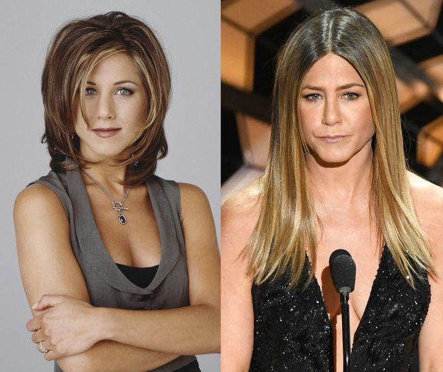 Jennifer Aniston, 1994 - 2017
