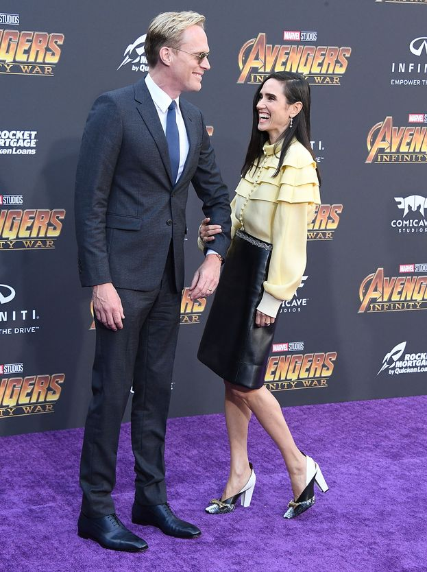 Paul Bettany e Jennifer Connelly