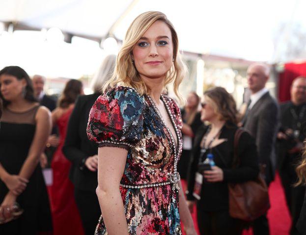 Look flop: Brie Larson