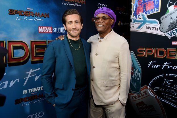 Jake Gyllenhaal e Samuel L. Jackson