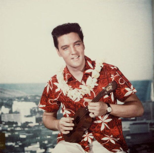Elvis Presley - 8 gennaio 1935